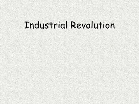 Industrial Revolution. Definition Industrial Revolution describes the historical transformation of tradition into modern societies by industrialization.