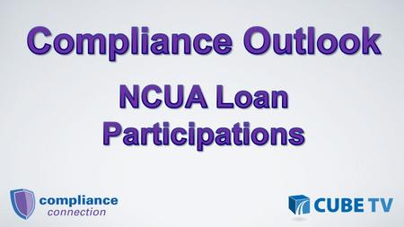 NCUA Loan Participations