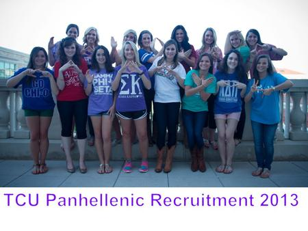 Director of Fraternity and Sorority Life Panhellenic Advisor.