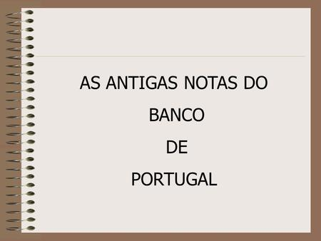 AS ANTIGAS NOTAS DO BANCO DE PORTUGAL. 10000 Reis (1799)