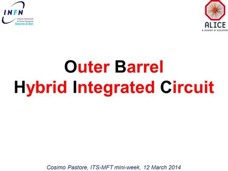Hybrid Integrated Circuit