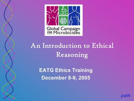 an introduction to the analysis of bioethics Bioethics: an introduction to the history but also coverage of methods of ethical analysis and the historical context in which the topics and methods arose.