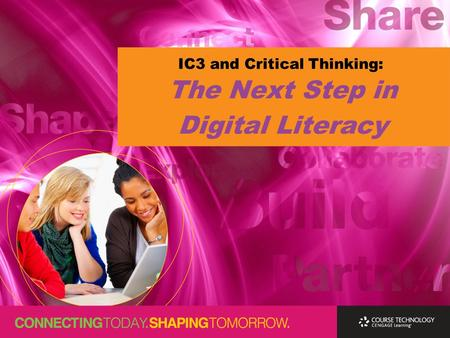 chapter 13 developing critical literacy in Chapter 13: broadening our build on their developing media literacy as they move industries and media economics supports critical understanding of.