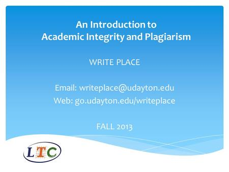 WRITING TO ACADEMIC INTRODUCTION
