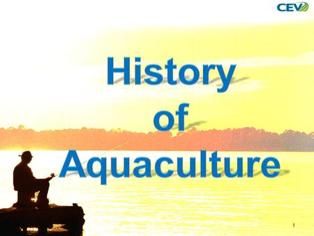 1. 1.To describe aquaculture and understand its importance. 2.To examine the history of aquaculture and observe its present state. 3.To contrast aquaculture.