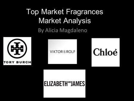 Top Market Fragrances Market Analysis By Alicia Magdaleno.