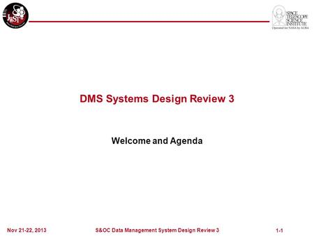 DMS Systems Design Review 3