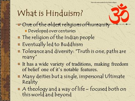 an introduction to the origins and the history of one of the biggest religions in india buddhism Jainism was born in india about the same period as buddhism it was i introduction jainism indian religions ii origins jainism.