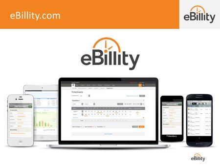 EBillity.com. Proadvisor Program Overview Get 1 year of Time Tracker for free and earn 40% revenue share for 3 years. Visit