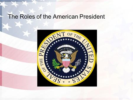 the responsibilities and roles of the president Club roles whether you're considering taking on a committee role or looking forward to your year as club president, treasurer, or secretary,.