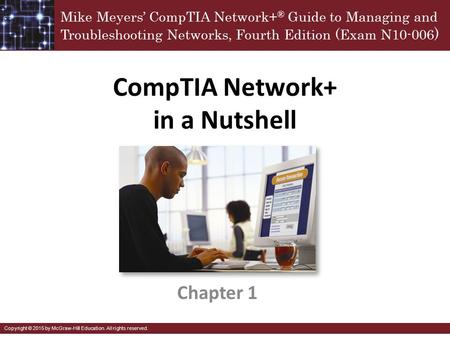 CompTIA Network+ in a Nutshell