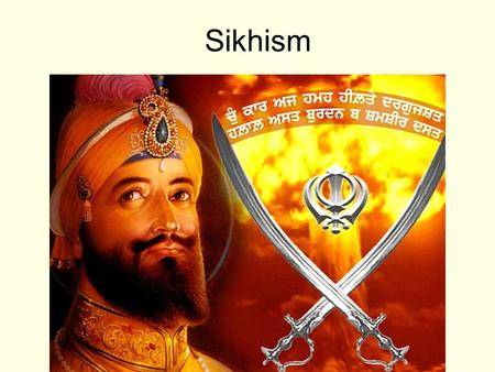Sikhism. Origins Founder: mystic poet Nanak (1470-1540). He believed that God called him to be a guru or teacher. India was being ruled by the Mughals,