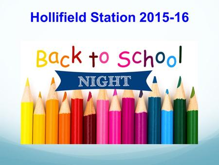 "Hollifield Station 2015-16. Follow HSES PTA Facebook: ""Hollifield Station Elementary PTA"" Internet:www.HSESPTA.net."