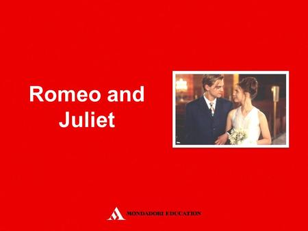 Romeo and Juliet. Written around 1594-1595, first published in 1597 It is a lyrical tragedy Its language and images are typical of Renaissance love poetry.