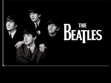The Beatles The Beatles consisted of John Lennon, Paul McCartney, Ringo Starr, and George Harrison. The Beatles lead the British Invasion in 1964. The.