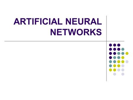 types of neural networks pdf