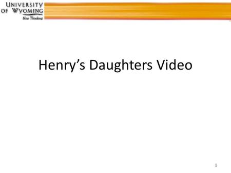 henry s daughters ethics In the winter months, the grandparents told legends to the children before bed   first nations people hunted moose, deer, caribou, buffalo, and elk in the fall.