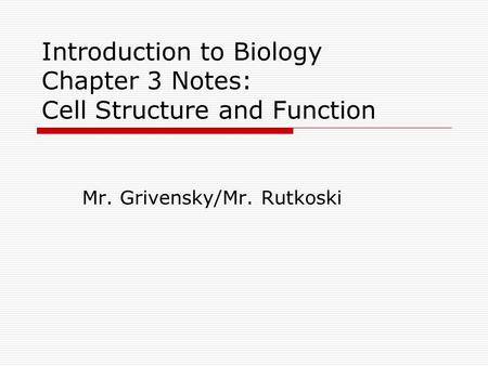 chapter 3 cell structure notes Chapter 3 - cells and tissues - later in notes and in book genes: the blueprint for protein structure what is a gene.