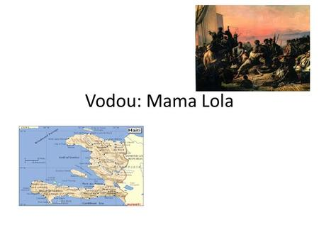 Vodou: Mama Lola. Anthony F. C. Wallace Anthropologist Anthony F. C. Wallace has defined religion as belief and ritual concerned with supernatural beings,