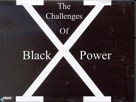 Black Power The Challenges Of African American Anger James Baldwin – A gifted writer in his book, Notes of a Native Son, he wrote about the damaging.