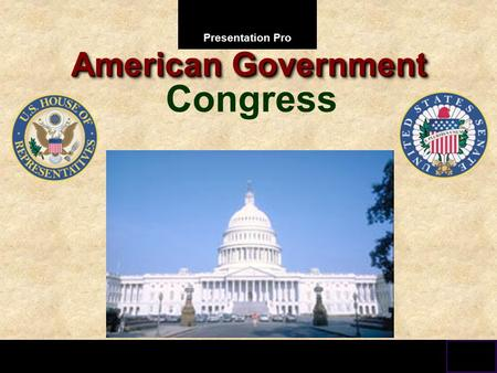 American Government Congress.