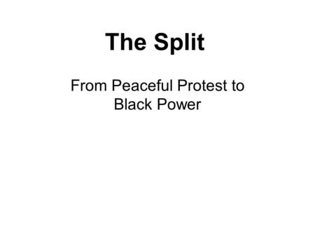 civil rights movement notes pdf
