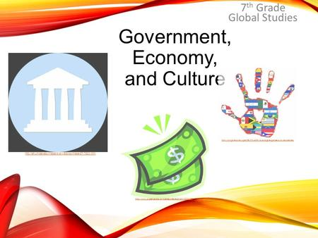 Government, Economy, and Culture 7 th Grade Global Studies