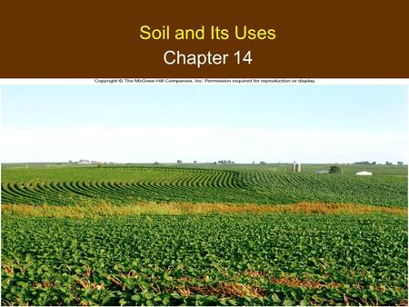1 Soil and Its Uses Chapter 14. 2 Geologic Processes Crust - Extremely thin, less-dense solid. Mantle - Makes up majority of earth, and surrounds a small.