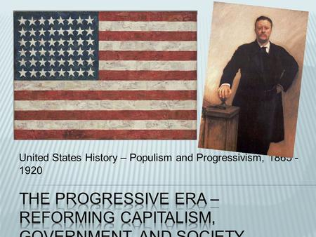 the origins and history of the progressive reform movement Ap us history chapter 21: the progressive era 1901-1918 created by matthew piccolella study play progressivism a reform development in response to desire to improve life in the industrial age, wanted to build on existing society, making moderate political changes and social improvements through government action, shared goals of limiting.