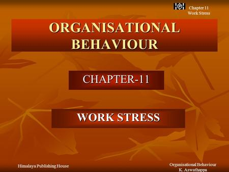organizational behaviour by aswathappa pdf download