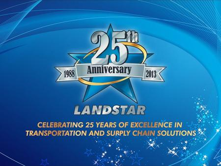 1. LANDSTAR TRANSPORTATION LOGISTICS JMN Agency 320-200-8783 MC Number 277729 DOT Number 573043 2.