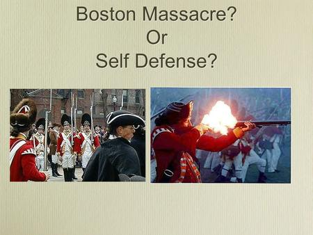 Boston Massacre? Or Self Defense?. Look at the picture and answer the following: 1.Where is Captain Preston, the British commander? 2.What is he doing?