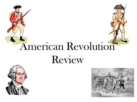 American Revolution Review. Why was the French and Indian War fought? Answer: fought over land (Canada, land west of the Ohio River Valley); fur trade.
