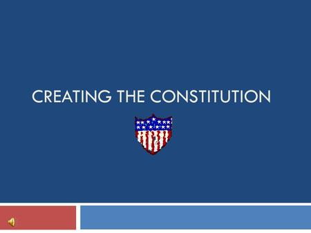 CREATING THE CONSTITUTION. English Influences Magna Carta (1215) Petition of Right (1628) English Bill of Rights (1689)