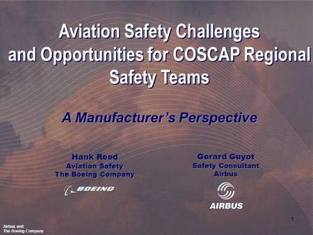 Aviation Safety Challenges