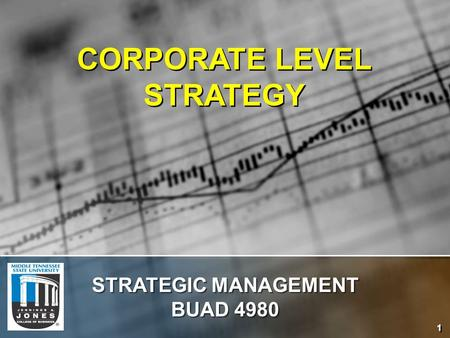 Chapter 6 corporate-level strategy creating value through diversification ppt