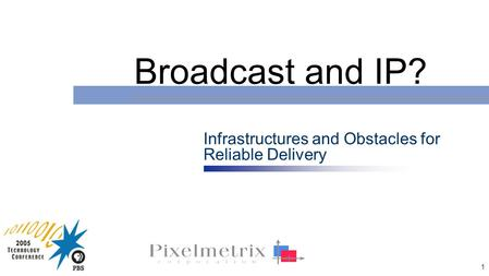 Infrastructures and Obstacles for Reliable Delivery