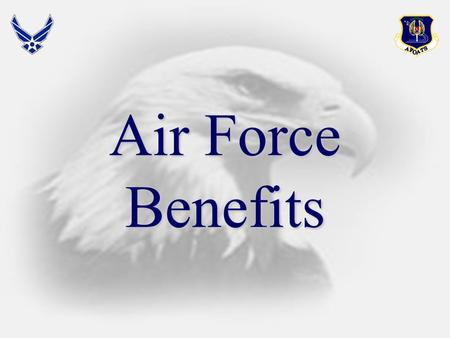 Air Force Benefits. Overview - Educational Programs -- AFIT -- Tuition Assistance - Pay -- Basic Pay -- Special Pay -- Incentive Pay - Allowances -- BAH.