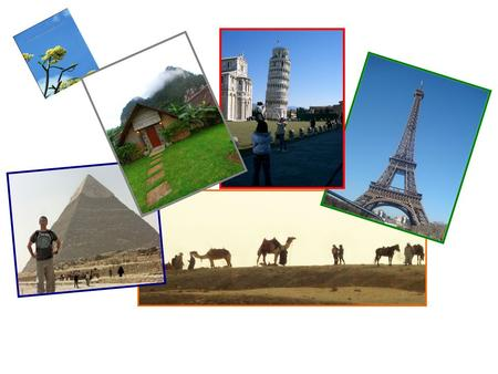 Do you recognize these places?