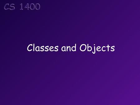 Classes and Objects. Topics The Class Definition Declaring Instance Member Variables Writing Instance Member Methods Creating Objects Sending Messages.