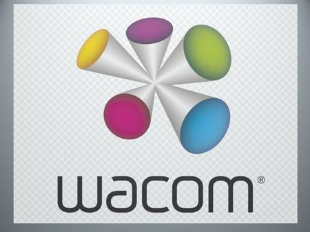 About Wacom Wacom is the leading brand in graphics tablets and related equipment. They convert pen motion and pressure for digital use, so you can draw.
