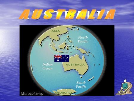 A U S T R A L I A. H I S T O R Y 1770 – captain James Cook discovered Australia. He landed south of present day Sydney and claimed this part of land.