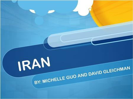 IRAN BY: MICHELLE GUO AND DAVID GLEICHMAN. Full Name: Islamic Republic of Iran Population: 75.1 million Capital: Tehran Major Language: Persian Major.
