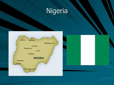 "Nigeria. Nigeria Most populous country in Africa, about 135 million. Pervasive ""national question"" Over 2.3% growth rate Official language: English Size."