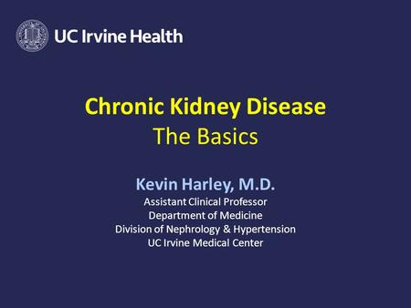 chronic kidney disease and anemia guidelines