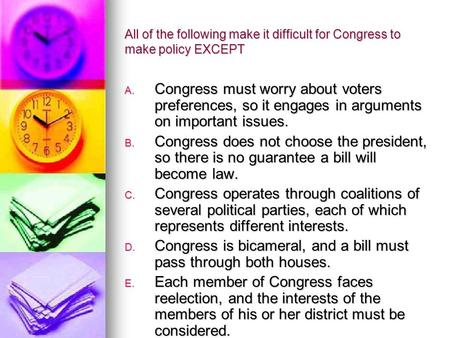 the importance of congressional structure The purpose of this lesson is to introduce students to the structure of congress and its legislative, and judicial how daca demonstrates the importance of.