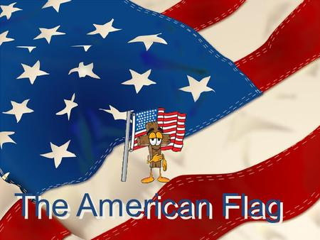 The American Flag. Have you ever noticed that the honor guard pays meticulous attention to correctly Folding the American Flag 13 times? This is what.