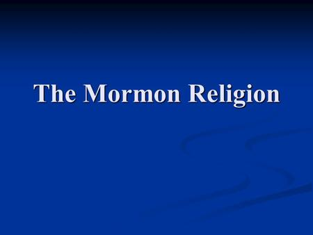 mormonism comparisons to monotheism and if Monotheism has been defined as the belief in the existence of only one god that created the world, is all-powerful and intervenes in the world [1] [2] [3] a broader definition of monotheism is the belief in one god.