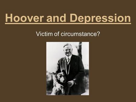 political tensions and the depression The great depression brought mass suffering to all regions of the country and the increasing political efforts of blacks on their own behalf.