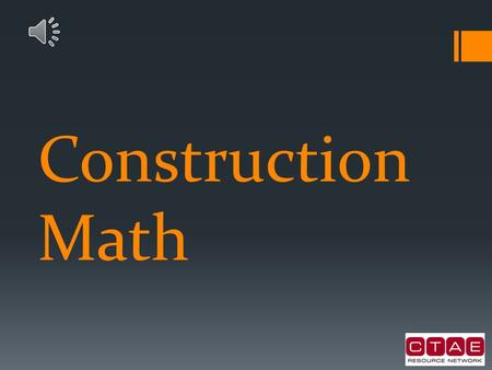 Construction Math Math Using Whole Numbers You need 3,540 board feet to complete a job. You currently have 132 boards that are 12' long. A.How many board.